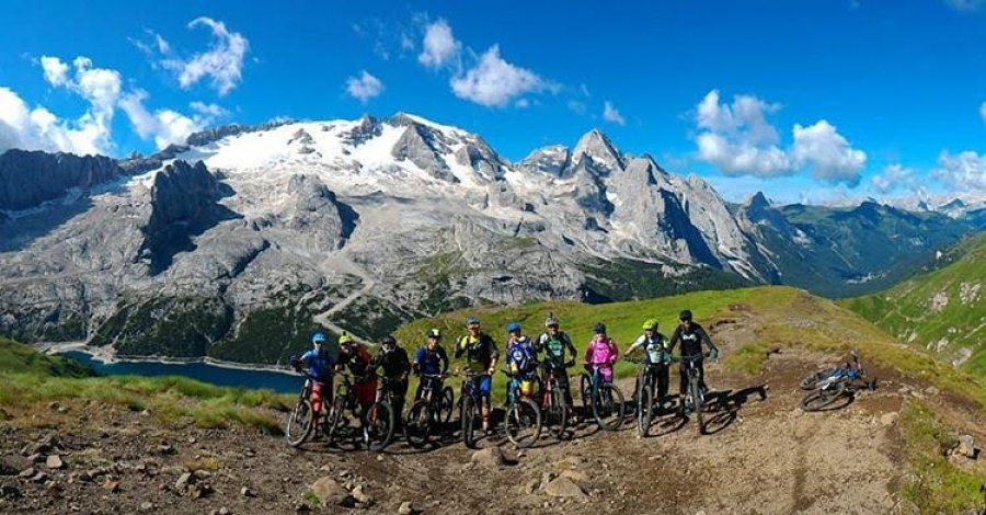 VACANZE IN MOUNTAIN BIKE…
